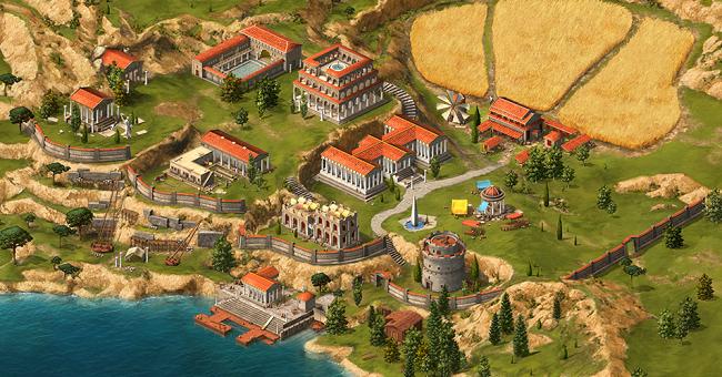 Grepolis Senat